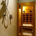 Infrared Sauna, Satori Health & Wellness, Eglinton and Avenue Rd., detoxifying your body and warmth, 418 Eglinton Avenue West, L102, Toronto, Ontario M5N 1A2