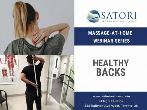 HEALTHY BACKS MASSAGE-AT-HOME SERIES