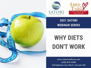 Diets Don't Work Webinar Title Card