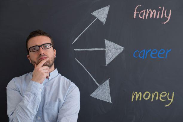 Sorry money family career